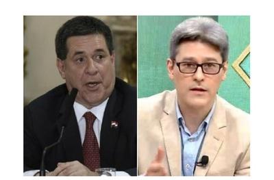 Riera asegura que se produjeron varias reuniones entre Camilo y Cartes