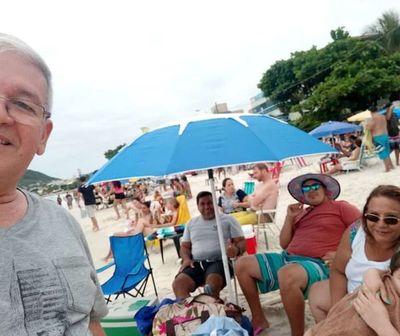 Paraguayos fueron de vacaciones y volvieron con una nueva integrante