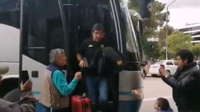 Guaraní subió y llegó a Oruro