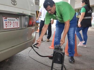 Municipalidad de Asunción retoma la campaña 'Control de Humo Negro'
