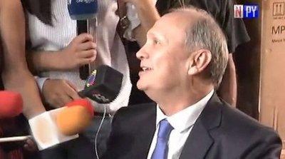 Presentan pedido de nulidad a la imputación de Mario Ferreiro
