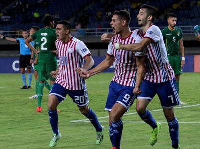 Paraguay suma sus primeros puntos en el Preolímpico