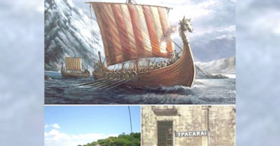 ¿Vikingos en Ypacaraí, origen del Jasy Jatere?