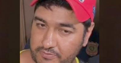 Cayó el presunto sicario de joven en Pedro Juan