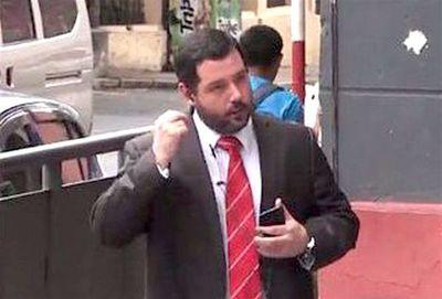 Abogado de Volpe pidió copia de la carpeta fiscal