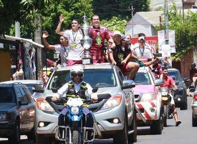 El campeón Ñemby recibe a Villa Elisa