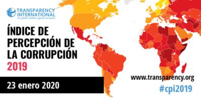 Paraguay ocupa el quinto lugar entre los países más corruptos de Latinoamérica