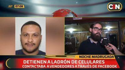 """""""Pescaba"""" ofertas de celulares en redes para luego asaltar"""