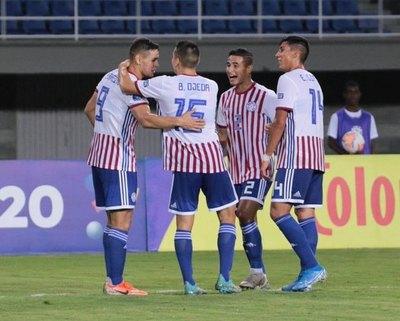 Brasil lidera el grupo B del Preolímpico, con Paraguay al acecho