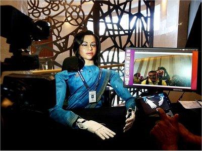 India crea un robot humanoide para preparar su misión espacial