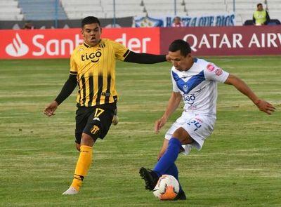 0-1. Cristian Báez sella la victoria del Guaraní en su visita al San José