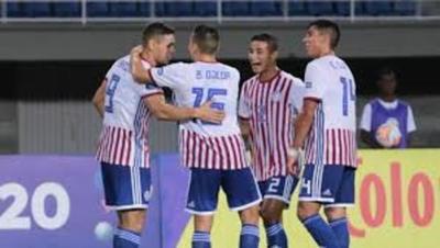 2-0. Sergio Bareiro da aire a Paraguay, tumba a Bolivia y se torna goleador