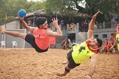Beach handball llega a más lugares del país