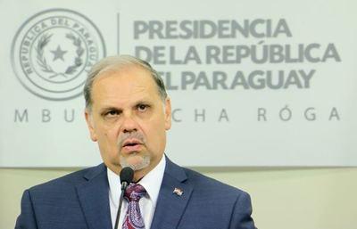 Joaquín Roa de momento seguirá en SEN, pero quiere ser intendente de Asunción