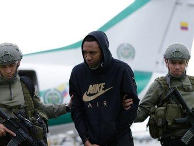 El exfutbolista colombiano Viáfara es extraditado a EE.UU por narcotráfico