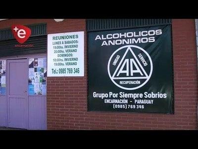 RECUERDAN EL 40° ANIVERSARIO DE ALCOHÓLICOS ANÓNIMOS EN PARAGUAY