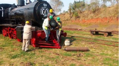 Ajustan los trabajos de coordinación para el funcionamiento del Tren del Lago