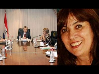 CORTE DECLARA VACANTE CARGO DE JUEZA GRACIELA ZAMUDIO