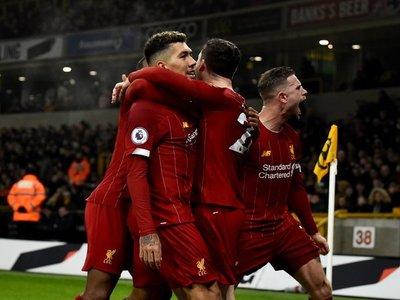 El Liverpool sigue intratable en la Premier League
