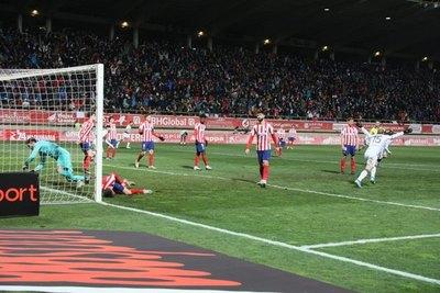Atlético de Madrid fue eliminado por un equipo de Tercera División