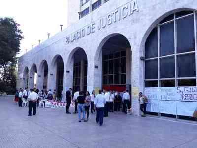 Tribunal de Apelaciones confirma ilegalidad de huelga del poder judicial
