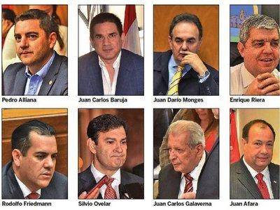 Proponen figuras gastadas para presidir Junta de ANR