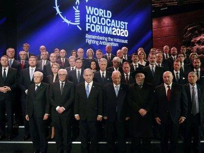 Líderes mundiales recuerdan el Holocausto y rechazan extremismo