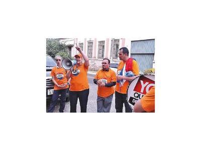 Llaman a una movilización y escraches para lograr la aprobación de cambios