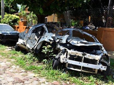 Jueza ordena destruir autos en comisarías