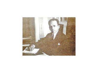 Homenaje  a Eligio Ayala en San Ber y San Juan Bautista