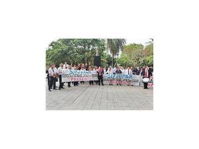 Ratifican ilegalidad de la huelga judicial