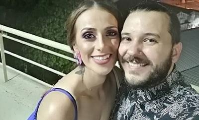 José Ayala y su esposa celebran 13 años de amor