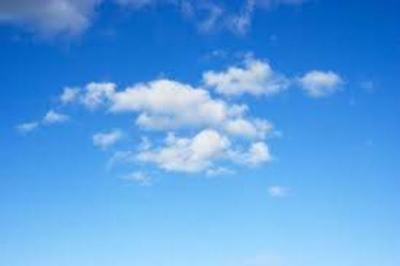 Bajas probabilidades de lluvias durante fin de semana