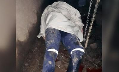 Joven muere tras caer a una máquina trituradora