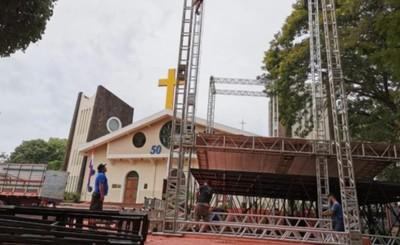 Inicia festejos patronales de San Blas