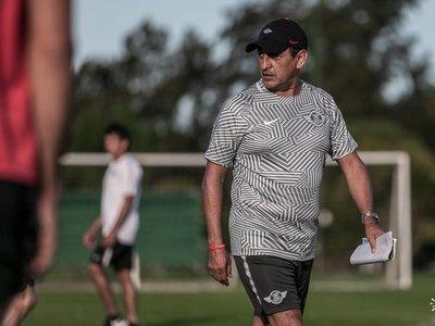El equipo que prepara Ramón Díaz