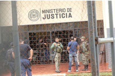Situación penitenciaria favorece fortalecimiento de organizaciones criminales