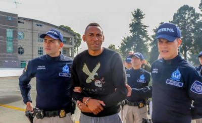 HOY / Extraditan a ex jugador de Once Caldas por narcotráfico
