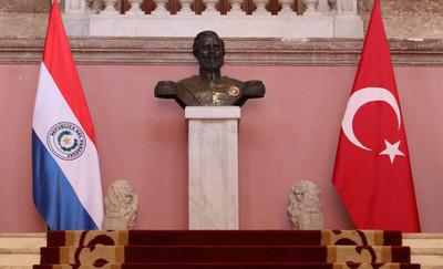 Paraguay y Turquía consolidan vínculos en menos de un año de apertura de la embajada en Ankara