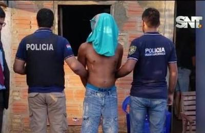 Banda de asaltantes se hacía pasar por peligroso grupo criminal en Horqueta