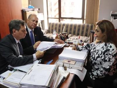 Jueza admitió imputación contra exintendente de Asunción