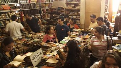 Viví el tour literario en Asunción