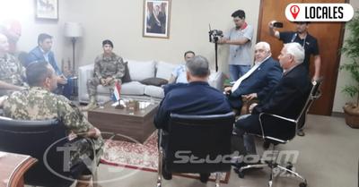 Buscan reforzar seguridad en el departamento de Itapúa