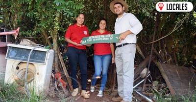 «Por un Artigas sin dengue» Gral. Artigas Itapúa realizó su primera minga ambiental
