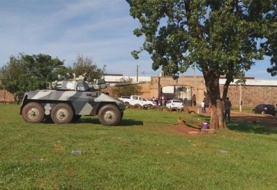 Sumarian a policías tras fuga de reos de la cárcel de PJC