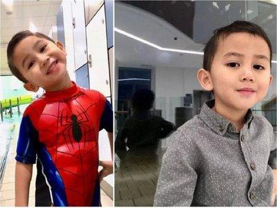 Muhammad Haryz Nadzim, el pequeño superdotado de tan solo 3 años