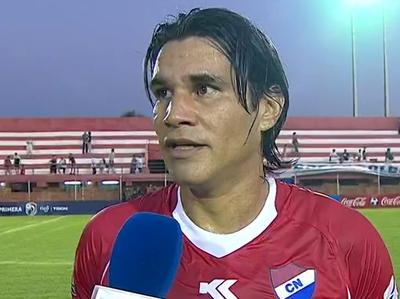 Guillermo Beltrán se inaugura como goleador