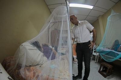 Plan de contingencia permite a Salud Pública asegurar atención durante epidemia de dengue