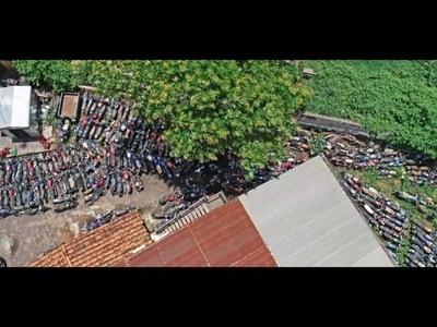 PATRULLA CAMINERA DESTRUIRÁ VEHÍCULOS ABANDONADOS