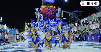 Encarnación ya es carnaval, esta noche primera ronda de los Corsos 2020